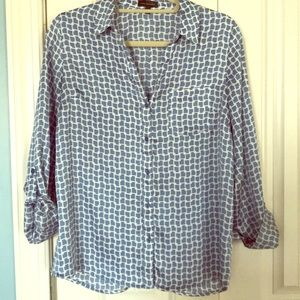 The Limited Ashley blouse M